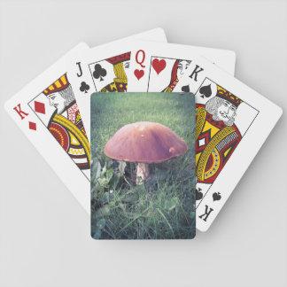 Pilz Spielkarte