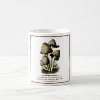 Pilze #4 tasse