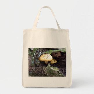 Pilze Einkaufstasche