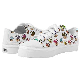 Pilze Niedrig-geschnittene Sneaker