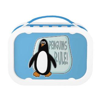 Pinguin-Regel Brotdose