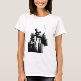 Pinguin-Schlüsselkunst T-Shirt