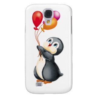 Pinguine in der Antarktis Galaxy S4 Hülle