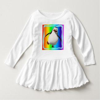 Pinguinentwurfs-Kleinkindkleid Kleid