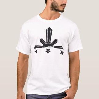 pinoy tshirt, 3 stars and a sun T-Shirt