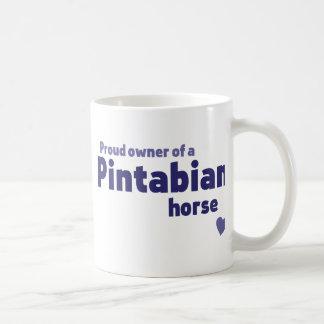 Pintabian Pferd Kaffeetasse