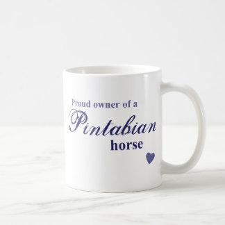 Pintabian Pferd Tasse
