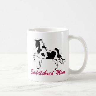 Pinto Saddlebred Mamma Tasse