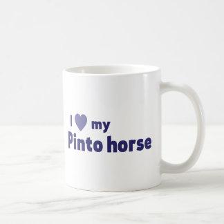 Pintopferd Kaffeetasse