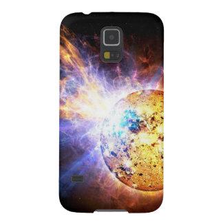 Pipsqueak-Stern bindet die riesige Aufflackern Samsung Galaxy S5 Hüllen
