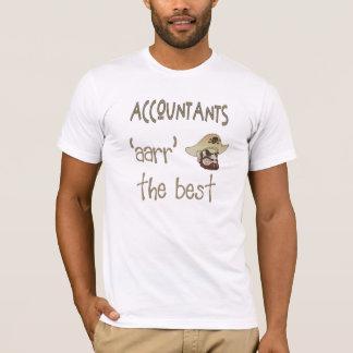 Piraten-Buchhalter T-Shirt