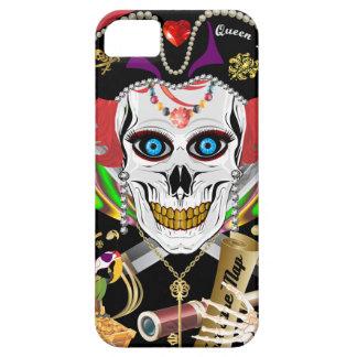 Piraten-Karneval sieht bitte Anmerkungen an iPhone 5 Etuis