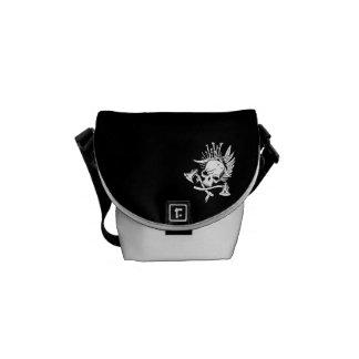 Piraten-Minibote-Taschen-äußerer Druck Kuriertasche