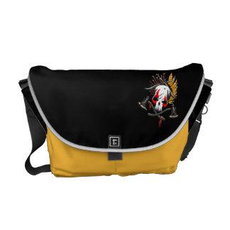 Piraten-mittlere Bote-Taschen-äußerer Druck Kurier Tasche