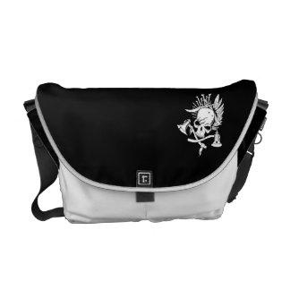 Piraten-mittlere Bote-Taschen-äußerer Druck Kurier Taschen