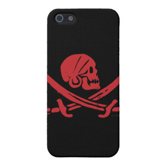 Piratswag-Gewohnheit iPhone 5 Case