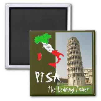 Pisa Quadratischer Magnet