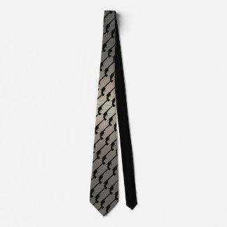 Pistolen-Krawatte Individuelle Krawatten