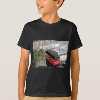 Pittsburgh-Neigungs-Flugzeug T-Shirt