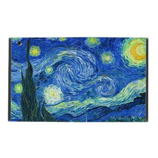 PixDezines Van Gogh sternenklares Night/St. Remy iPad Hülle
