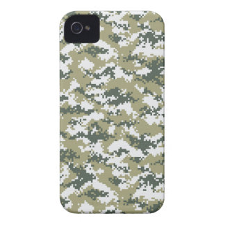 Pixel-Camouflage iPhone 4 Cover