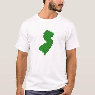 Pixel New-Jersey T-Shirt