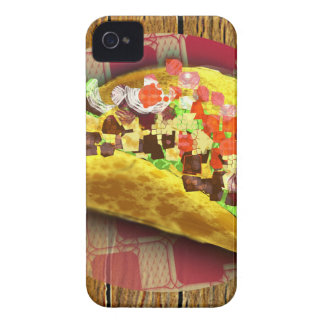 PixelTaco iPhone 4 Case-Mate Hülle