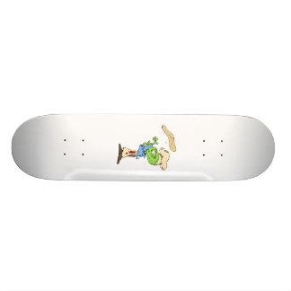 Pizza-Hersteller-alien Personalisierte Skateboards