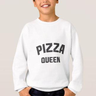 Pizza-Königin Sweatshirt