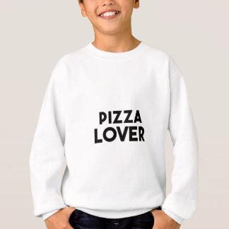 Pizza-Liebhaber Sweatshirt