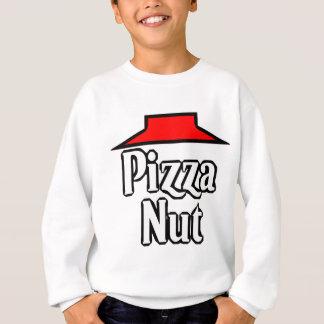 Pizza-Nuss Sweatshirt