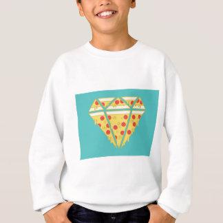 Pizza sind forver sweatshirt