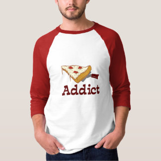 Pizza-Süchtiger T-Shirt