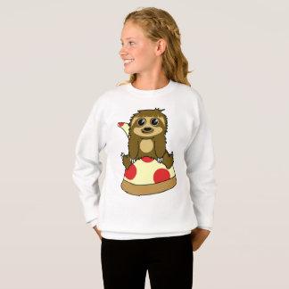 Pizza-Trägheit Sweatshirt