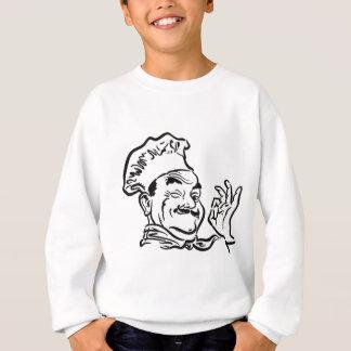 Pizza-Typ-Sweatshirt Sweatshirt
