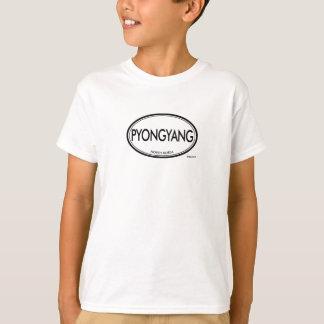Pjöngjang, Nordkorea T-Shirt