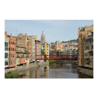 Plakat Gironas (Gerona)