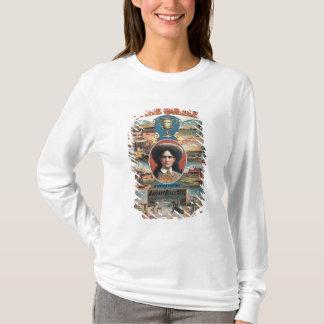 Plakatwerbung Annie Oakley, der in Buffa T-Shirt
