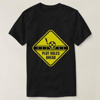 Plan-Löcher T-Shirt