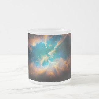 Planetarischer Nebelfleck Mattglastasse