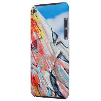 Planeten-Graffiti iPod Case-Mate Hülle