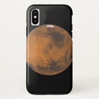 Planeten-Mars nerdy iPhone Fall iPhone X Hülle