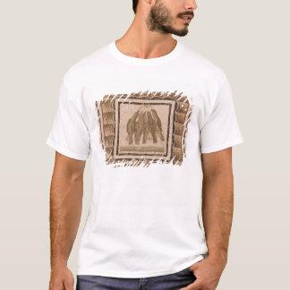Plasterung, die fünf Drosseln, von EL-Jem T-Shirt