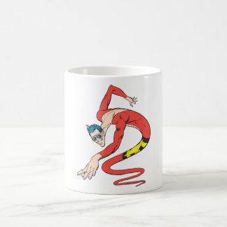 Plastikmann Form-Verschiebungen Tasse
