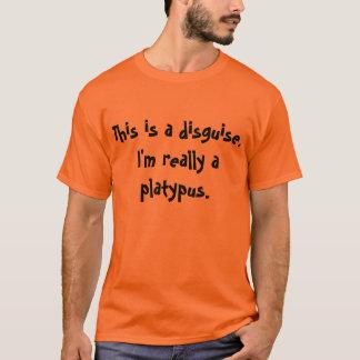 Platypus Kostüm T-Shirt
