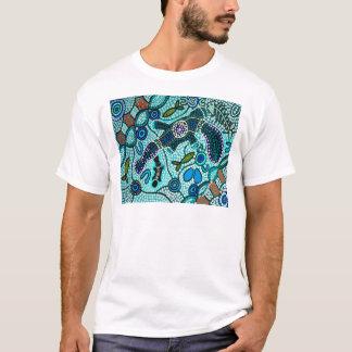 Platypus Wasser T-Shirt