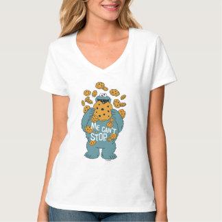 Plätzchen-Monster des Sesame Street-| - ich kann T-Shirt
