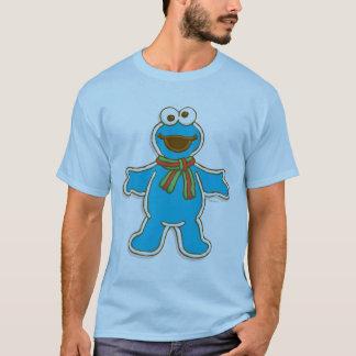 Plätzchen-Monster-Feiertag T-Shirt