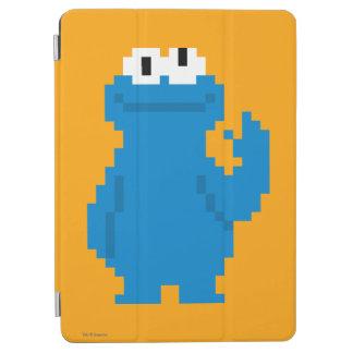 Plätzchen-Monster-Pixel-Kunst iPad Air Hülle
