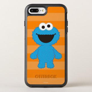 Plätzchen-Monster-Wolle-Art OtterBox Symmetry iPhone 8 Plus/7 Plus Hülle